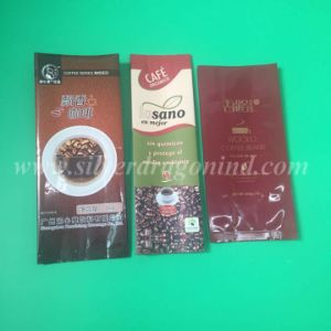 Gusset Coffee Bags for Coffee Beans Packing pictures & photos