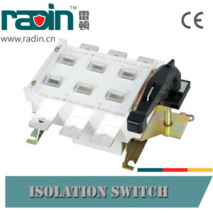 Side Manual Operation Changeover Load Switch/Load Break Switch pictures & photos