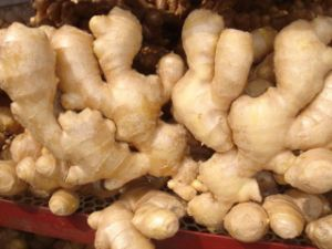 Chinese Air Dried Ginger with High Exporting Quality pictures & photos