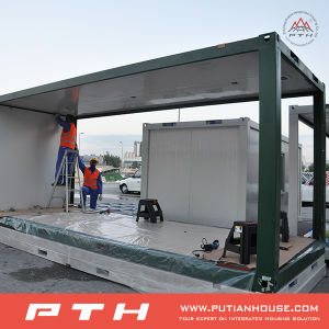 Customized Flat Pack Container House for Army Camp pictures & photos