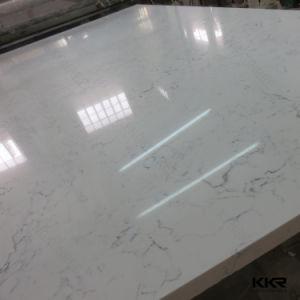 Carrara Quartz Stone for Kitchen Countertop pictures & photos