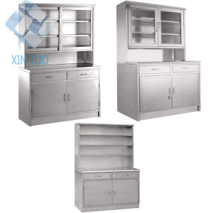 Furniture Stainless Steel Tablet Storage Cabinet Cupboard pictures & photos