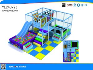 Big Kids Indoor Wooden Playground Equipment (YL-B015) pictures & photos