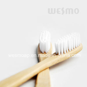 Eco-Friendly Bamboo Toothbrush (WBB0803-B) pictures & photos