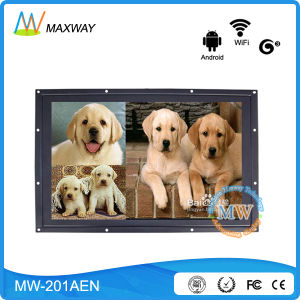 Android OS 22 Inch LCD Advertising Display with Touch Screen Bluetooth pictures & photos