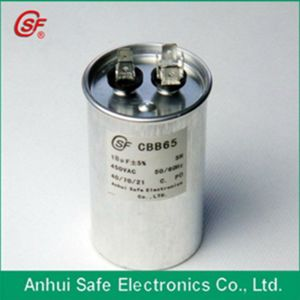 35UF 220V AC Motor Running Capacitor Cbb65 pictures & photos