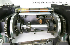 High Speed Letterpress Label Printing Machine pictures & photos