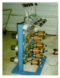 Active Moving Bobbin Tension Pay off Machine pictures & photos