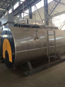 Fully Automatic Diesel Fired Steam Boiler pictures & photos