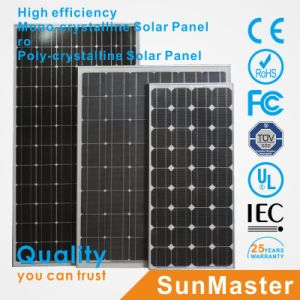 Zhejiang CE and RoHS Approved 50W Solar Street Light pictures & photos
