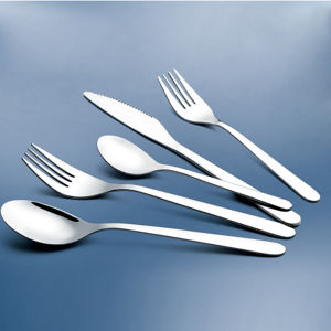 High-Quality Stainless Steel Tableware Set pictures & photos