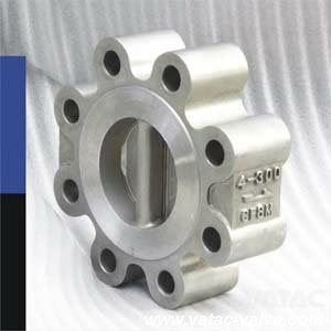 Cast Steel Lug Dual Plate Check Valve pictures & photos