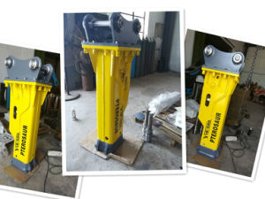 Real Factory Box Silent Excavator Breaker with Ce pictures & photos