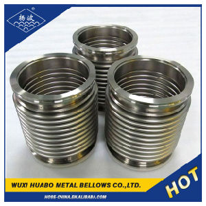 Manufacture Metal/Rubber Pipe Bellows/Fittings for Elastic Component/Hose/Pipe/Joint pictures & photos