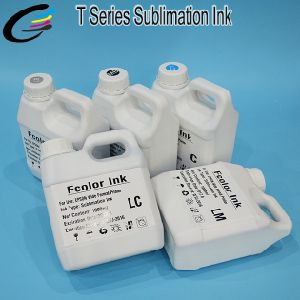 Specialized Digital Printing Sublimation Ink for Epson Surecolor T5270 T3270 T7270 Heat Transfer Ink pictures & photos
