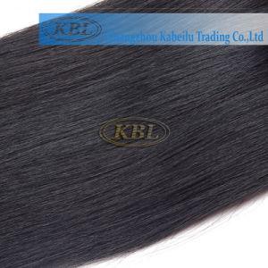 Brazilian Jet Black Hair Grade 5A Hair pictures & photos
