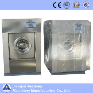 Small Type Single Tub Commercial Laundry Washing Machines for Sale pictures & photos