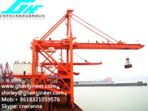 1000tph Mine Port Grab Ship Unloader pictures & photos