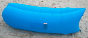 New Lightwieght Inflatale Air Sleeping Sofa Bag (A309) pictures & photos