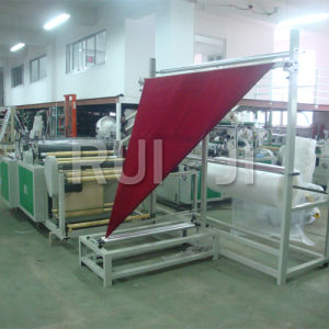PE Bubble Film Bag Making Machinery pictures & photos
