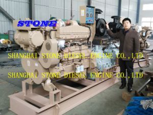 Cummins Nta855 M400 298kw/1800rpm Marine Diesel Engine for Fishing Boat pictures & photos