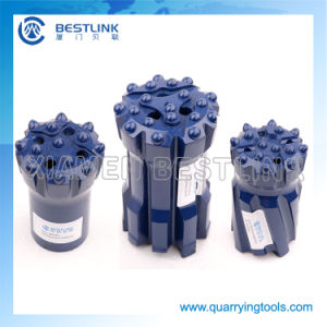 T38 T45 T51 Thread Rock Drill Tungsten Carbide Button Bits pictures & photos