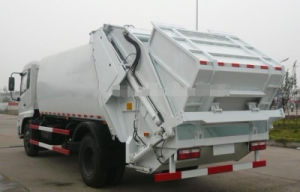 Dongfeng EQ5160 4X2 Compact Garbage Truck pictures & photos
