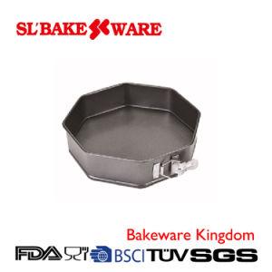 Octagonal Springform Carbon Steel Nonstick Bakeware (SL-Bakeware)