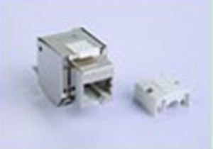 UL/CE/RoHS Approve Cat5e Shielded Module pictures & photos