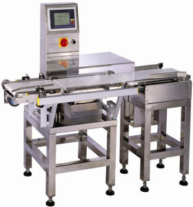Automatic and High Speed Check Weigher (Double Pusher) pictures & photos