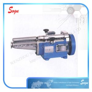 Xj0021 Hard Cylinder Shoe/Sole Cementing Machine (Gluing machine) pictures & photos