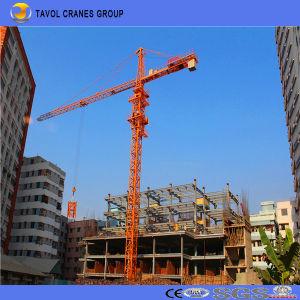 Qtz315 7040 Tower Crane 16ton Top Slewing Cranes pictures & photos