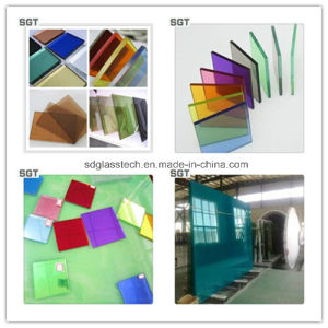 Colored /Tinted / Reflective Glass for Household pictures & photos