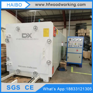 Dx-4.0III-Dx High Frequency Timber Drying Kiln Machine From Hebei Haibo Factory