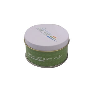 Small Round Tin Candle Tin Containers with Customized Design Printing pictures & photos