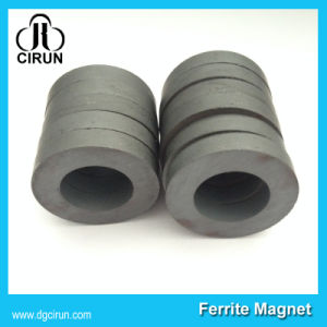 Disc Ceramic Ferrite Magnet for Button and Package pictures & photos