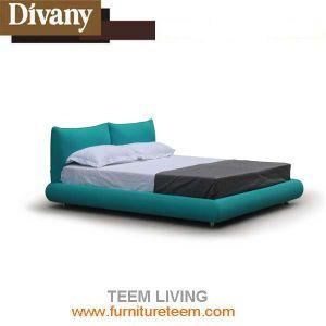 Indoor Home Furniture Queen Size Bed pictures & photos