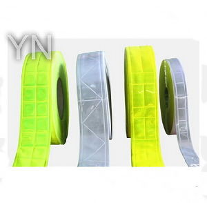 Reflective Safety Krystal Lattice Tape pictures & photos