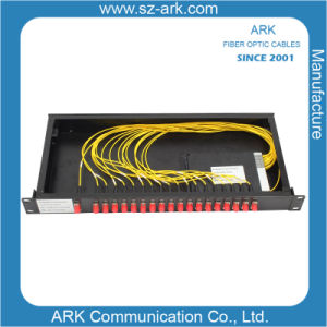 1* 18 CWDM with 1u Rack Package and FC Connector pictures & photos