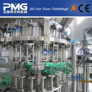 Automatic Glass Bottle Carbonated Soft Drink Filling Machine pictures & photos
