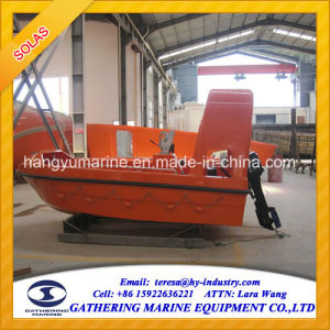 BV ABS Ec Approved FRP Marine Rescue Boat pictures & photos