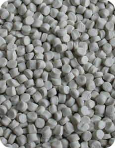 Hot CaCO3 Filler Masterbatch F-2A for Film, Granulation, Extrusion pictures & photos