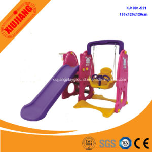 Best Quality Kids Outdoor Playground Swing Slide for Kindergarten pictures & photos