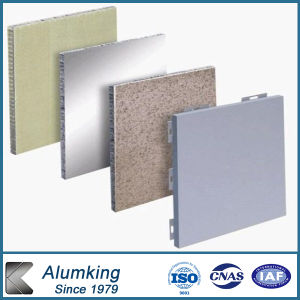 Aluminum Honeycomb Composite Panel for Building Material pictures & photos