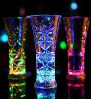 Snow Ledplastic Cup for Party pictures & photos