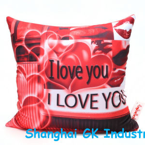 Cheap Microbead Cushion Valentine Gift Pillows pictures & photos