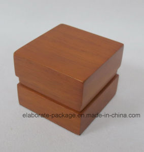 Classic Premium Brown Hardwood Collection Jewelry Box pictures & photos