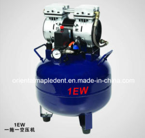 Ce Approved Oil Free Dental Air Compressor pictures & photos