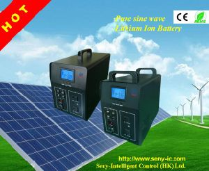1000/1500/2000W Pure Sine Inverter with Solar Charger and DC-DC Outputs