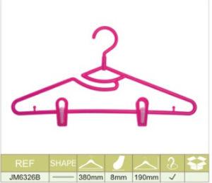 Plastic Hanger Jm6326b